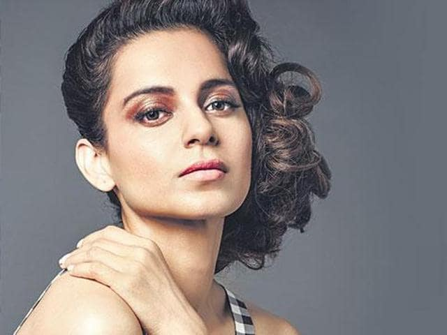 """When I came to this city, I understood that I had no one behind me, and that I better do everything with a lot of conviction,"" said Kangana Ranaut."