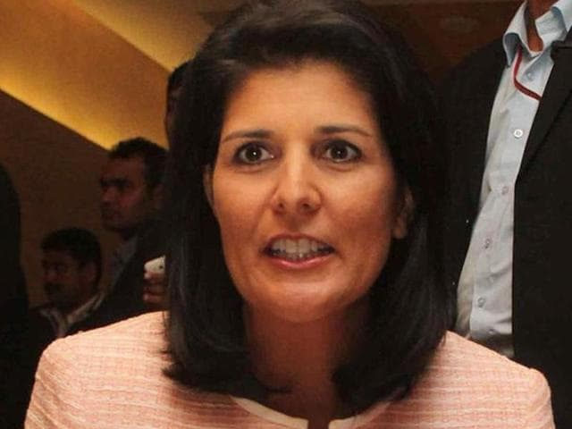 Nikki Haley seen as potential Republican vice presidential pick