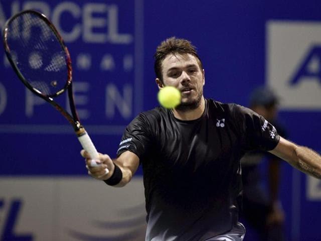 Stan Wawrinka,Borna Coric,Chennai Open