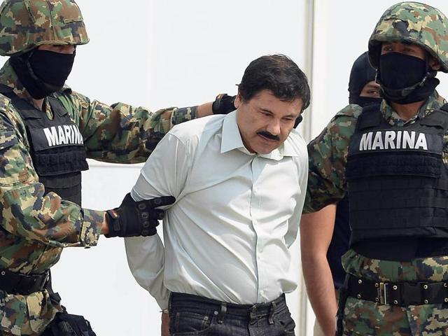 El Chapo,Mexican drug lord,President Nieto