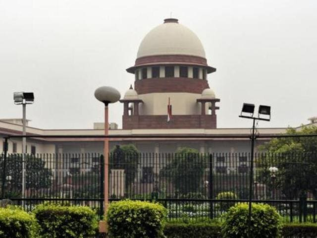 A Supreme Court bench comprising Justices J Chelameswar and A K Sikri ordered deletion of those paragraphs of the judgement that had contained the mistake.