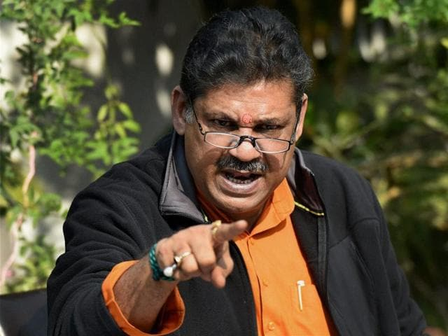 The BJP disciplinary committee is likely to expel suspended leader Kirti Azad over discipline issues.