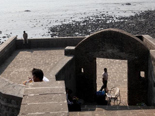 A woman slipped and drowned at Mumbai's Bandra Bandstand while she was taking a selfie with her friends Saturday morning.