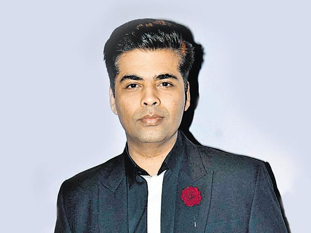 Filmmaker Karan Johar