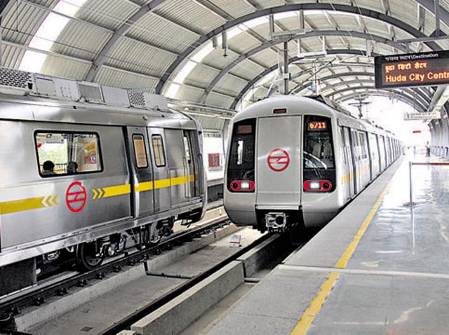 Fine on overstay in Metro station linked to ticket | delhi