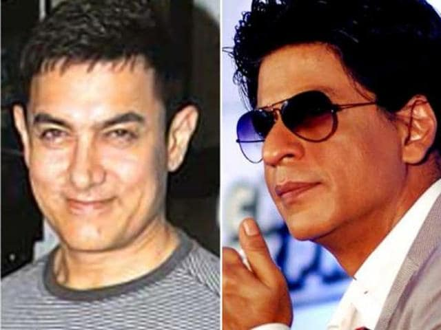 Aamir and Shah Rukh Khan's security detail was reportedly downgraded by the Mumbai Police on Friday but the news was followed by a swift denial.