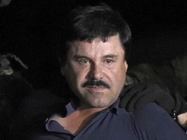 """El Chapo,Joaquin """"El Chapo"""" Guzman,Lord of The Tunnels"""