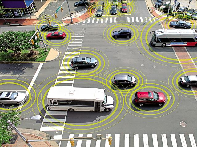 Driven to succeed: Half our traffic woes would be solved if we used technology to chart our courses.