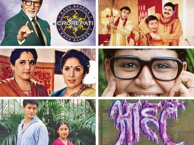 It's 25 years since satellite TV came to India. We look back at the early years (before saas-bahu serials took over our screens) and zoom in on 25 desi shows we loved.