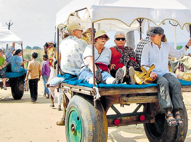 Incredible India,Welathy tourists,Foreign tourists