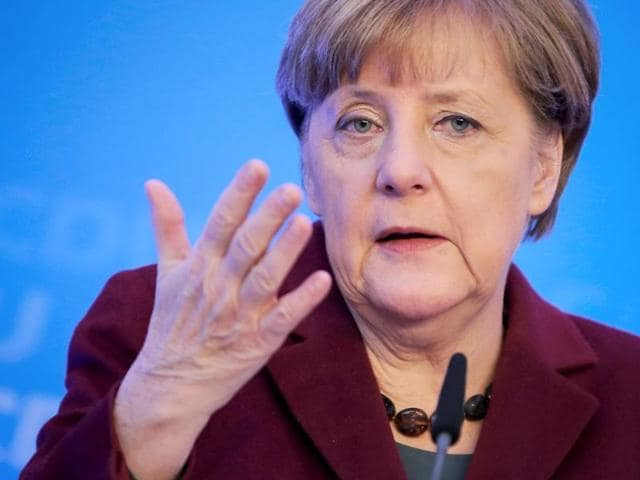 German Chancellor Angela Merkel's party on Saturday proposed stricter laws regulating asylum seekers after a string of New Year's Eve sexual assaults and robberies in Cologne blamed largely on foreigners.