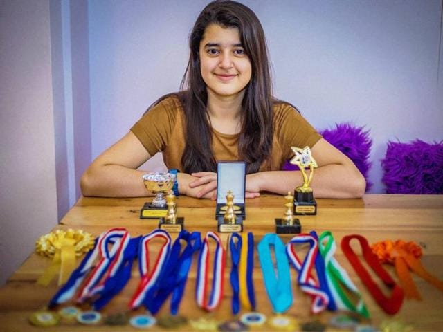 A 11-year-old Indian-origin girl in the UK has achieved the top possible score of 162 on a Mensa IQ test.