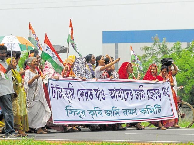 CPI(M),Singur,Mamata Banerjee