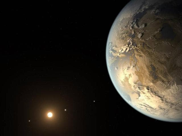 Nasa's Kepler spacecraft has discovered over 100 planets orbiting other stars.