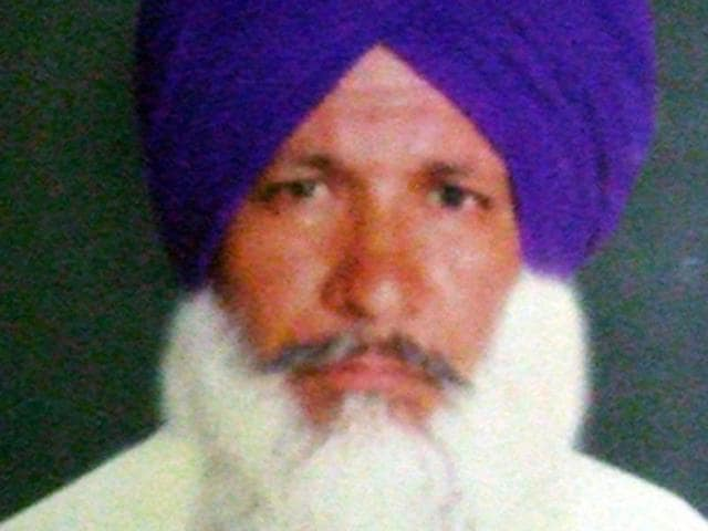 Deb-ridden farmer,Farmer Suicide,Patiala