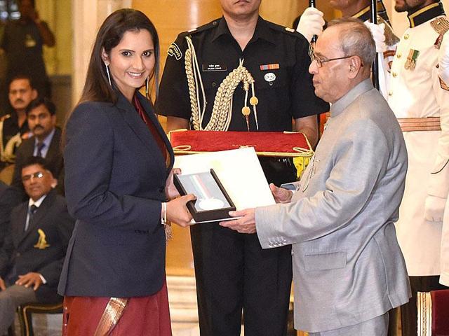 Sania Mirza,Abhinav Bindra,Indian athletes