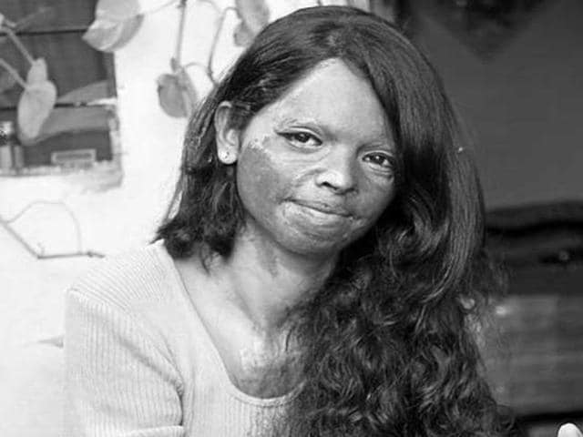 Acid attack survivor Laxmi becomes face of fashion brand