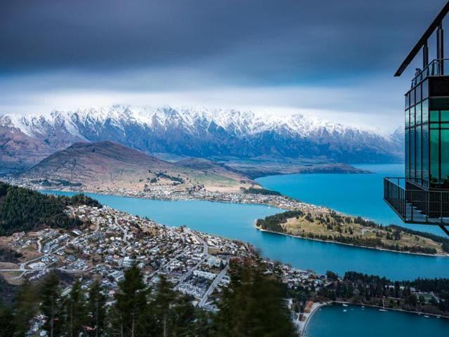 Queenstown,New Zealand,Travel
