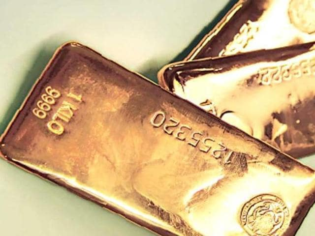 Gold biscuits