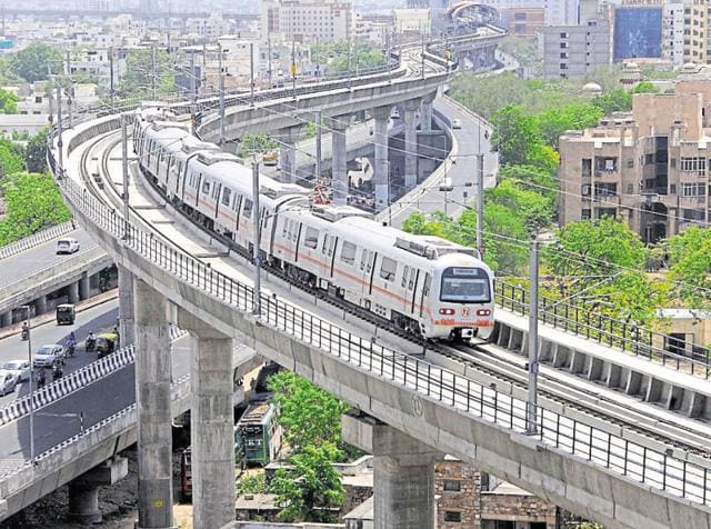 Half of the surveyed passengers availed Metro services more than once a week.