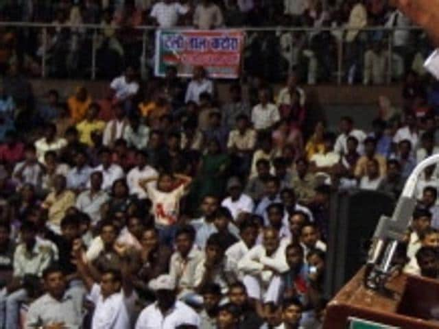 Dalit NRI Sammelan,Punjab,february