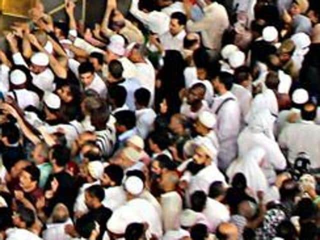 Seventy-four Pakistan pilgrims have been denied visa by the Indian authorities