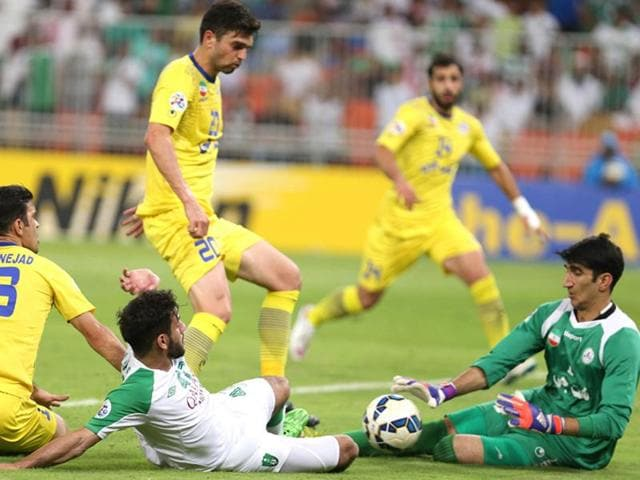 As the standoff between Saudi Arabia and Iran has escalated, Saudi Arabia's leading football clubs asked the Asian Football Confederation to move Champions League matches between clubs from the two nations in February to neutral venues.