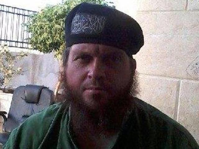 Islamic State militants,Foreign IS jihadis,Muhammad Daniel