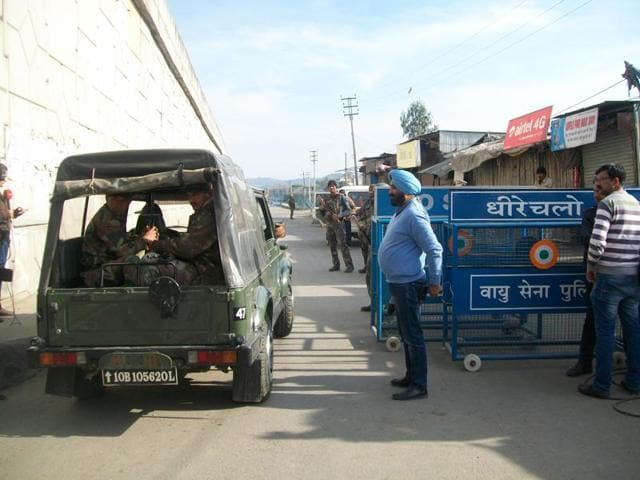 Pathankot,Terror attack,Air force station