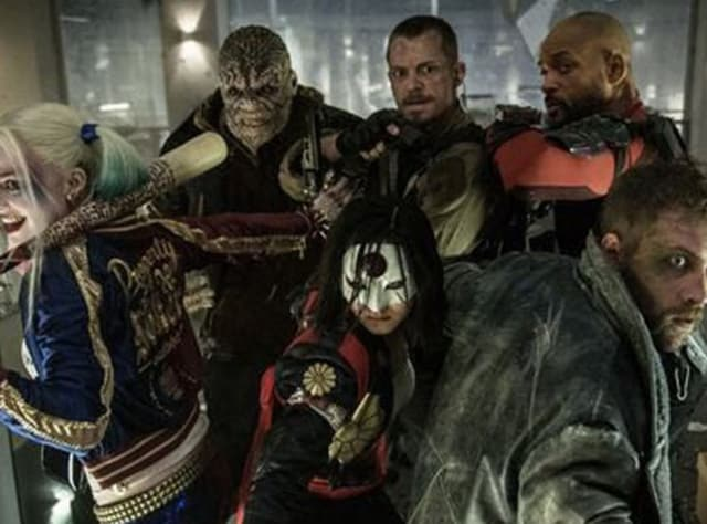 The Suicide Squad has assembled and all's not right with the world.