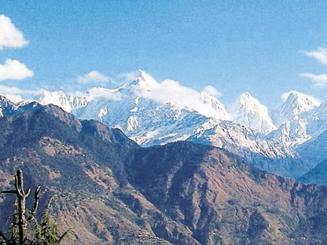 The Himalayas subsided by up to 60cm after the devastating April 2015 Nepal earthquake.