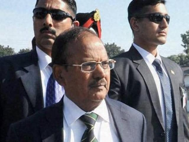 The Congress has accused National Security Advisor (NSA) Ajit Doval of creating confusion over sensitive issues of national security