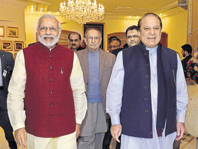 Top government sources said Prime Minister Narendra Modi is waiting for Pakistan to book the perpetrators before he takes a call on foreign secretary-level talks.