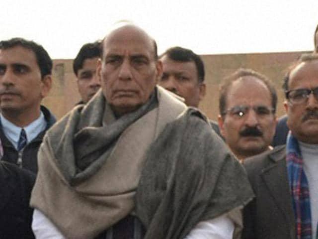 Rajnath Sinh,Pakistan,Pathankot