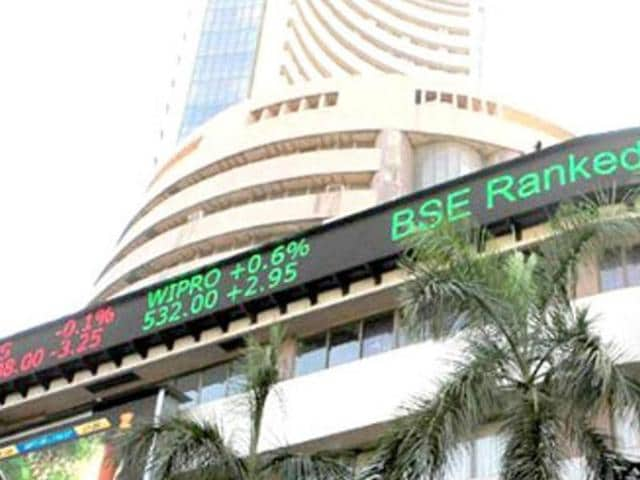 Sensex tumbles 143 points to close at a 19-month low