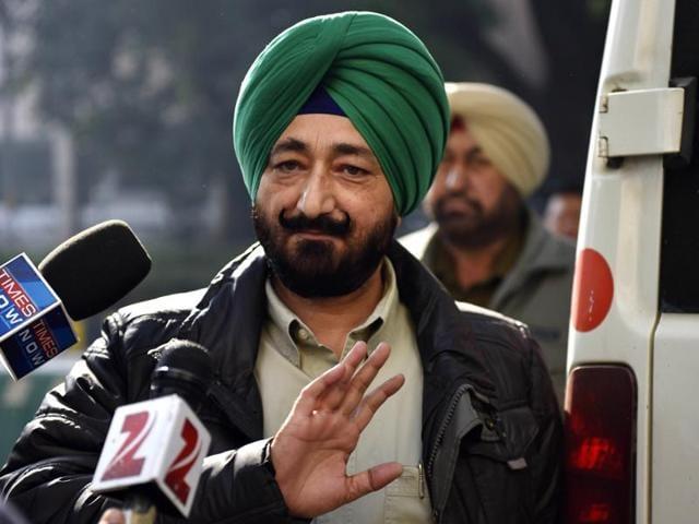 Salwinder Singh