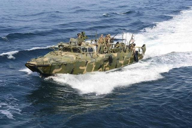 Ten U.S. Navy sailors taken into custody by Iran after their two small boats drifted into Iranian waters are expected to be released as early as Wednesday morning local time