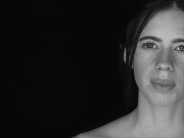 Kalki Koechlin in a still from her latest video.