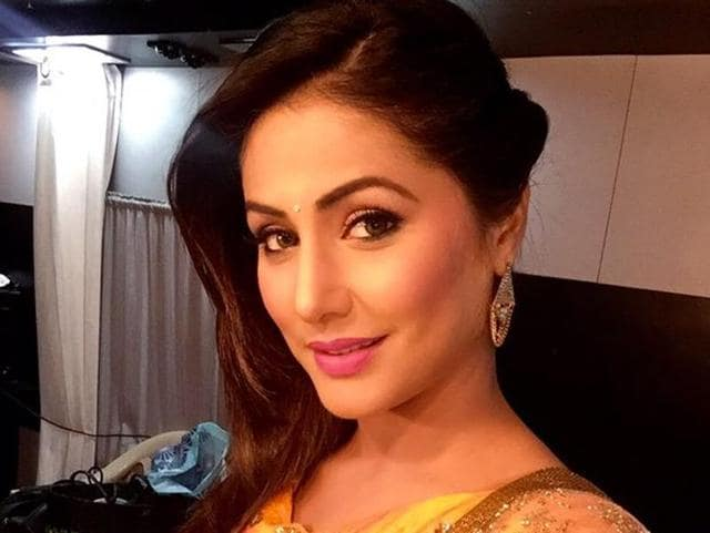 Hina Khan is the lead actor in TVsoap Yeh Rishta Kya Kehlata Hai.