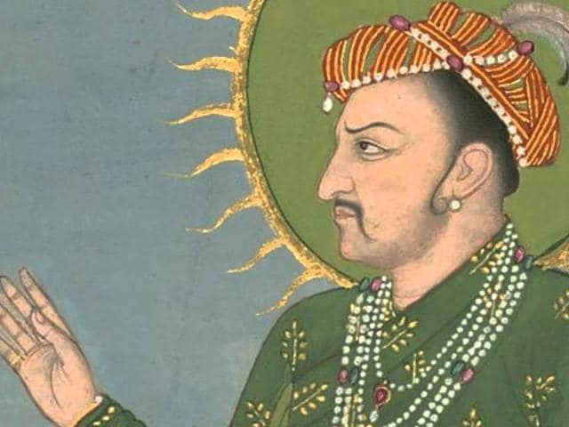 An illustration of Mughal Emperor Jahangir. The Assamese directorate of archaeology has asked the state government to prevent the auctioning off of a golden hookah that the Mughal Empeoror had given the Assamese royal family nearly 400 years ago.