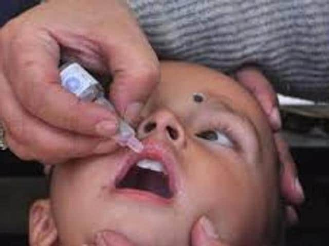 Pulse polio campaign,Jan 17-19,District task force