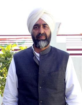 Manpreet Singh Badal is president of the  People's Party of Punjab.
