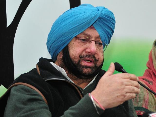 Captain Amarinder Singh,PPP,Congress