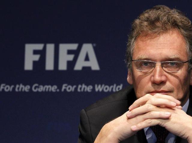 Fifa corruption scandal,Sepp Blatter,Secretary General Jerome Valcke
