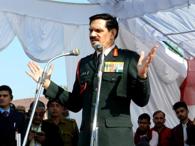 Army chief General Dalbir Singh said 17 terror camps were active in PoK, down from 42 a few years ago due to mounting global pressure on Pakistan.