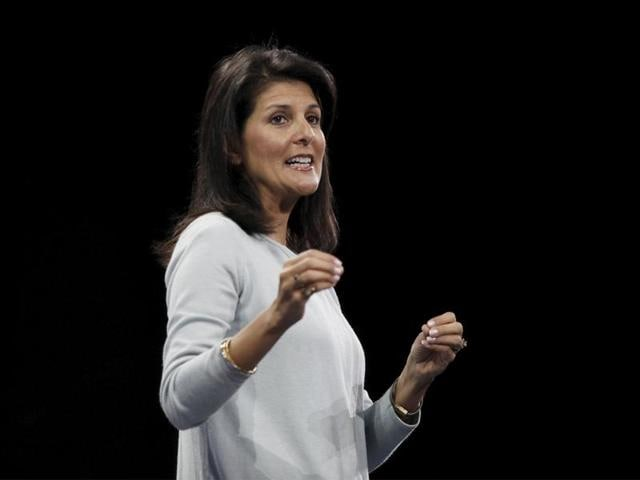 Nikki Haley appears to have cemented her place Tuesday among leading vice-presidential candidates after her widely praised response to President Barack Obama's State of the Union address.