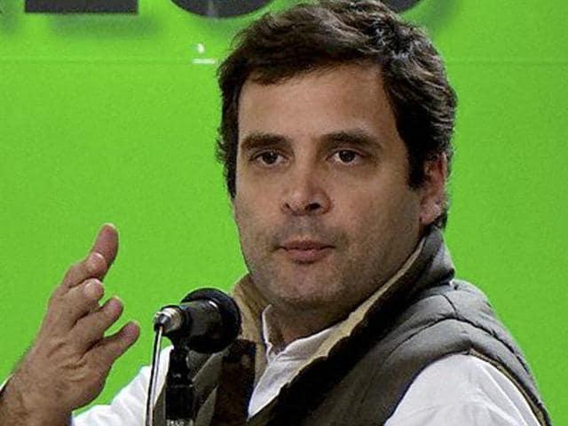 Congress,Rahul Gandhi,Azad Maidan