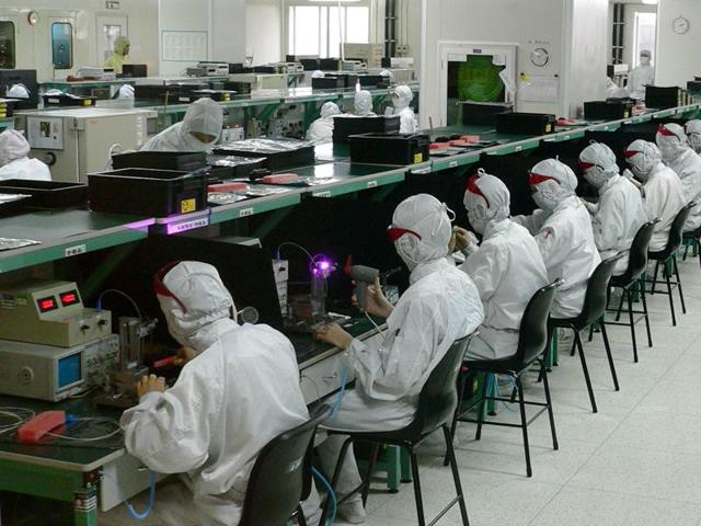 The company at present makes phones and television sets for Xiaomi, Gionee, OnePlus, InFocus and others.