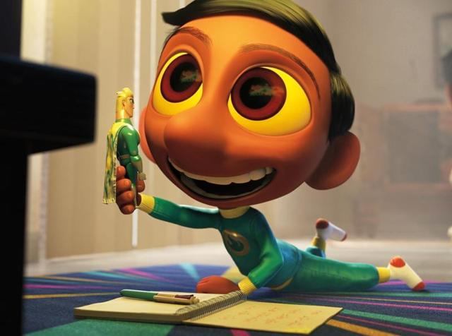 Sanjay's Super Team has been nominated in the Best Animated Short Film category along with four other movies.