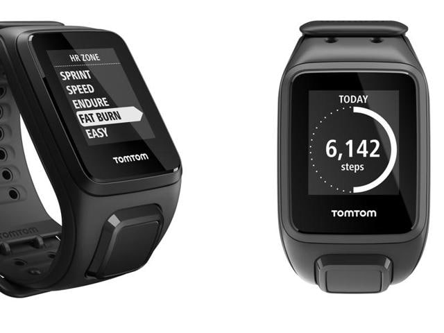 TomTom,smartwatches,fitness watches'